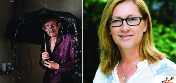 montessori péče o seniory, beseda s Jarkou Švarcbachovou